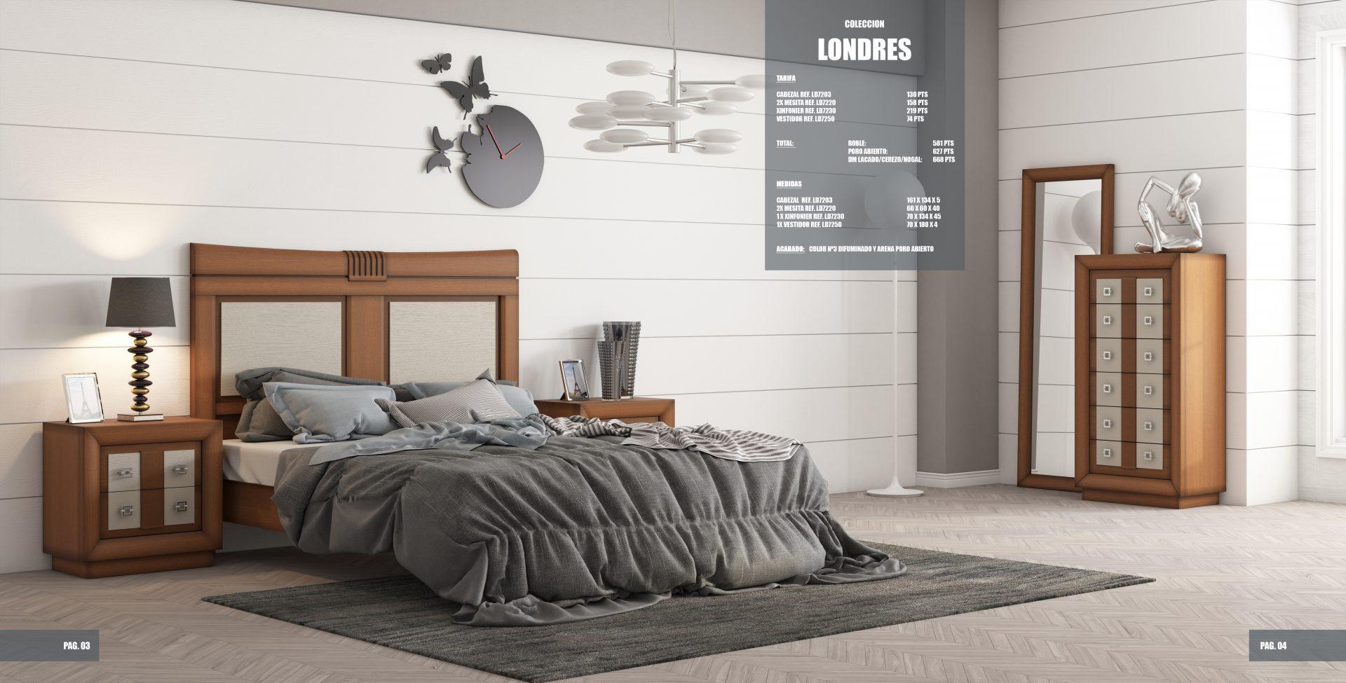 Dormitorios cl sicos en valladolid tienda de muebles - Muebles juveniles valladolid ...