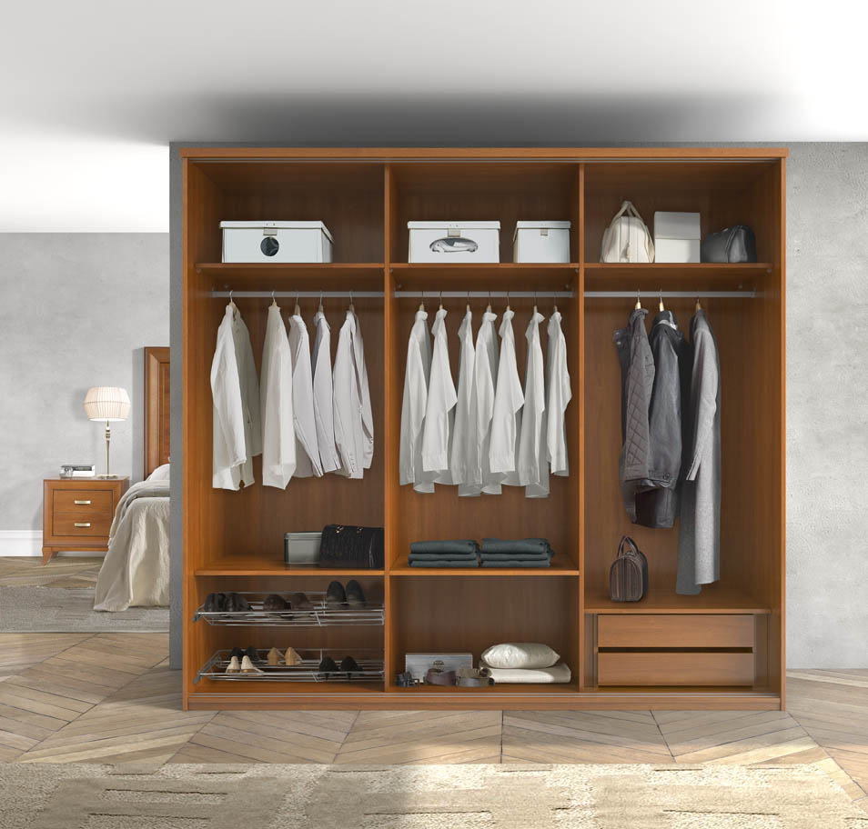 Armario vestidor sin puertas cheap armario armarios ikea sin puertas armario vestidor blanco de - Armario sin puertas ...