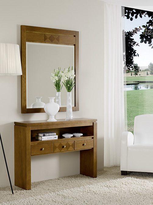 Muebles para el recibidor en valladolid recibidores cl sicos - Recibidores clasicos ...
