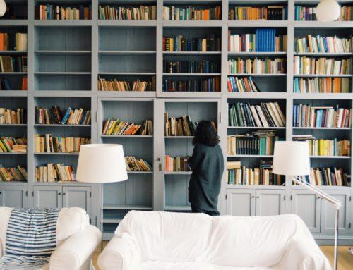 Crea el lugar perfecto de lectura en casa