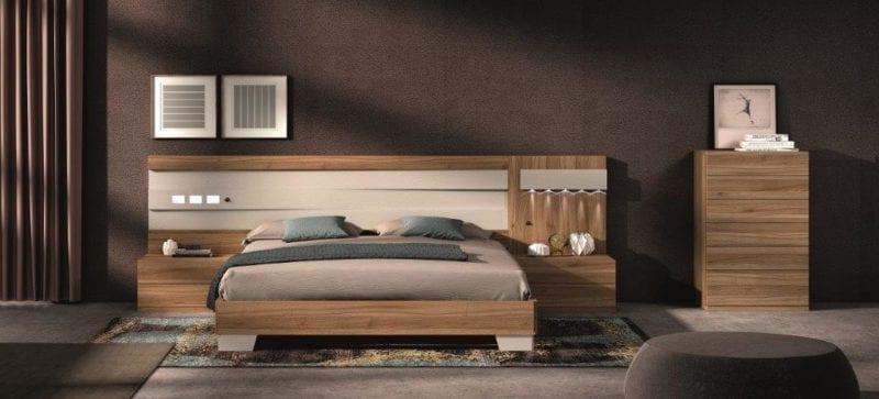 Dormitorio moderno Valladolid