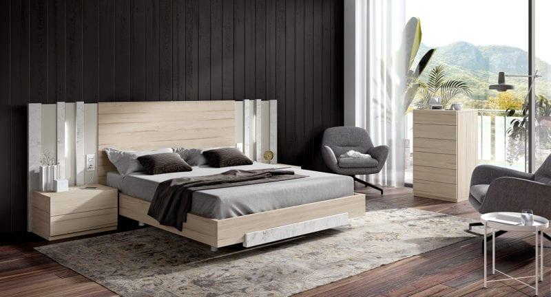 Venta de dormitorio moderno en Valladolid