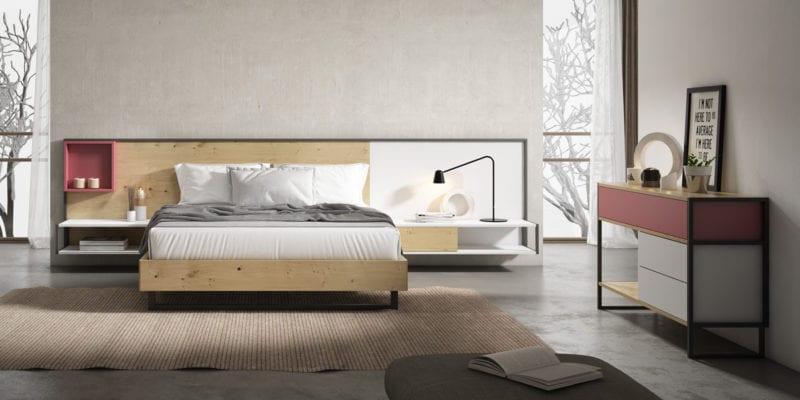 Dormitorio de diseño Valladolid