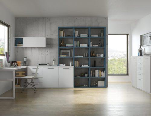 Decoración de oficinas pequeñas: los mejores muebles