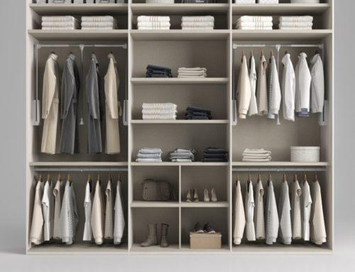 Vestidor: crea tu propio espacio