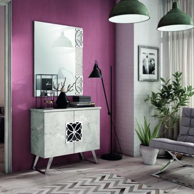 Mueble auxiliar de diseño